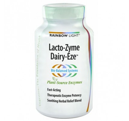 Lacto-Zyme Dairy-Eze 90 Vegetarian Capsules