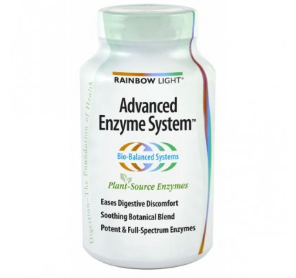 Advanced Enzyme System 180 Vegetarian Capsules