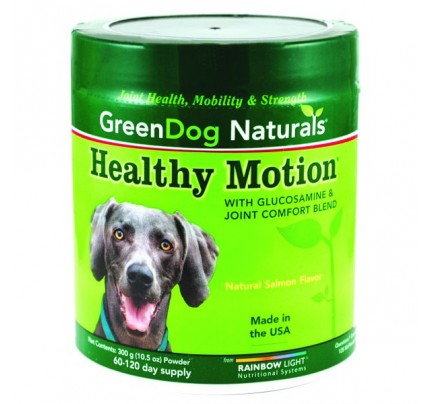 GreenDog Naturals Healthy Motion Powder 300 mg
