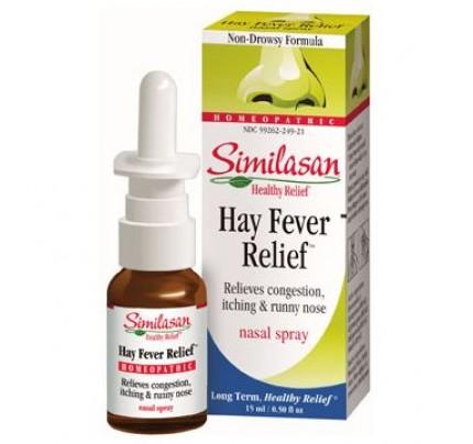 Hay Fever Relief Nasal Spray