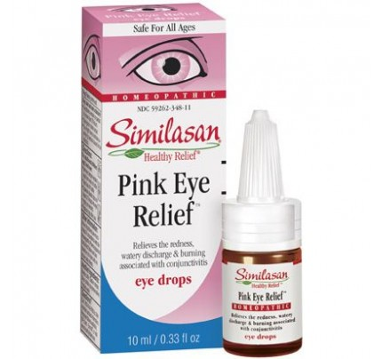 Pink Eye Relief Drops