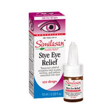 Stye Eye Relief Drops