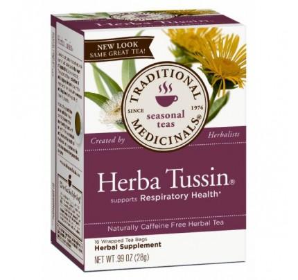 Herba Tussin Tea 16 Teabags