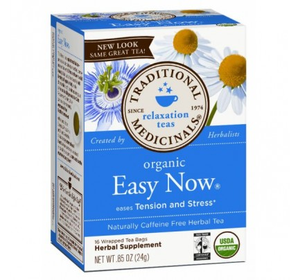 Organic Easy Now Tea 16 Teabags