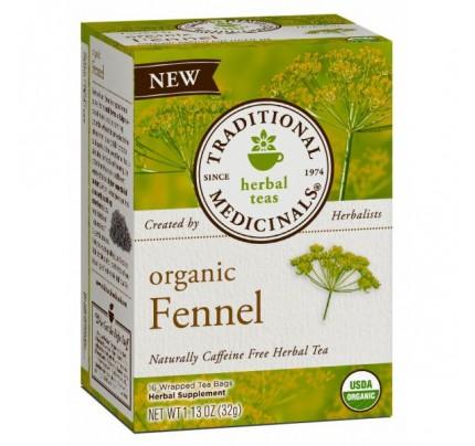Organic Fennel Tea 16 Teabags