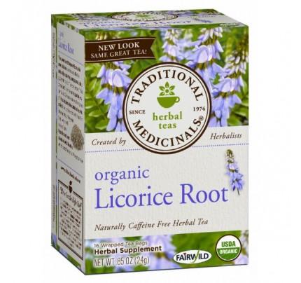 Organic Licorice Root Tea 16 Teabags