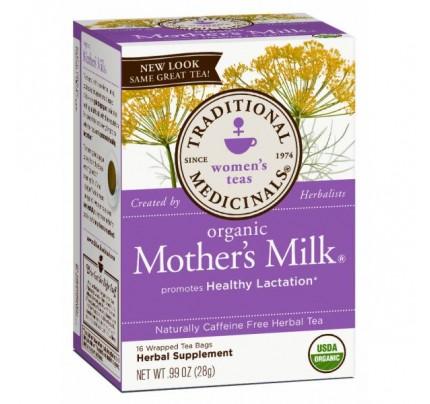 Organic Mother's Milk Tea 16 Teabags