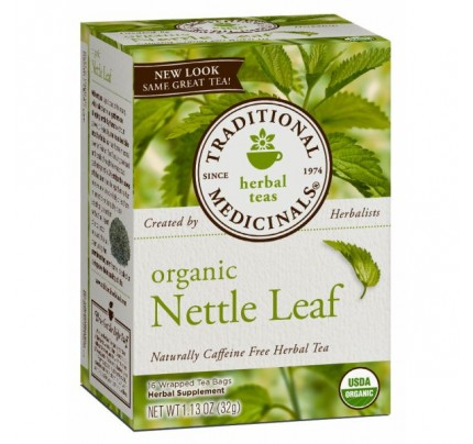 Organic Nettle Leaf Tea 16 Teabags