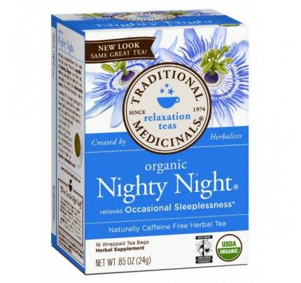 Organic Nighty Night Tea 16 Teabags