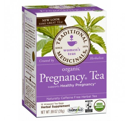 Organic Pregnancy Tea 16 Teabags