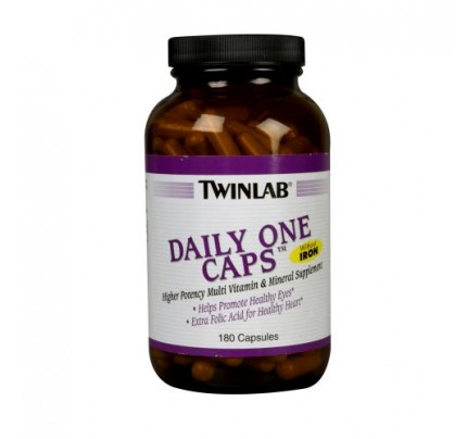 Daily One No Iron 180 Capsules