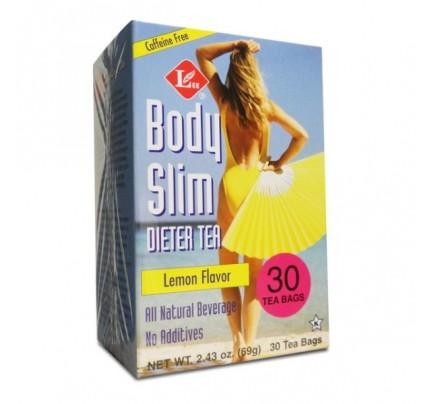 Body Slim Balance Lemon Dieter Tea 30 Tea Bags