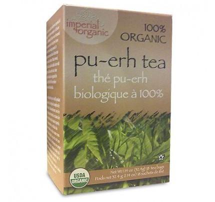 Imperial Organic Pu-Erh Tea 18 Tea Bags