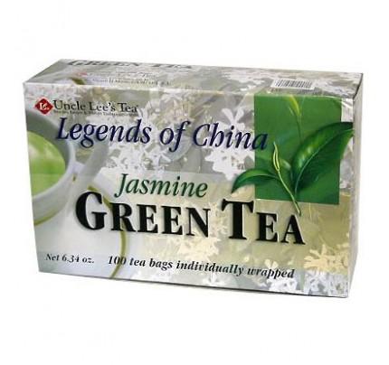 Legends of China Jasmine Tea 100 Tea Bags
