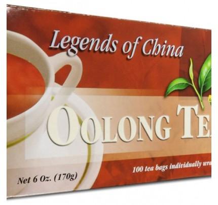 Legends of China Oolong Tea 100 Tea Bags