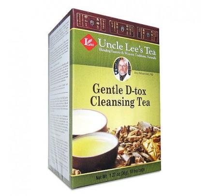Medicinal Gentle D-Tox Cleansing Tea 18 Tea Bags
