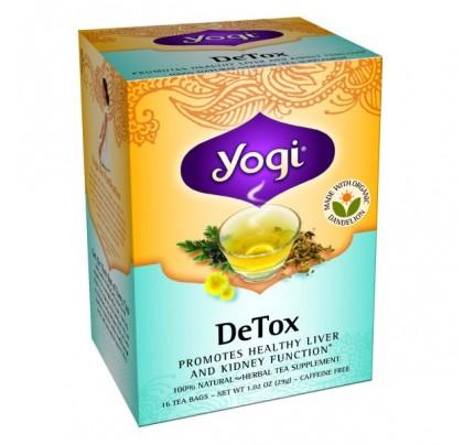 DeTox Tea 16 Tea Bags