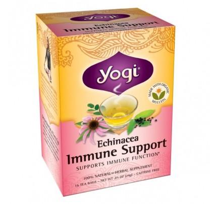 Echinacea Immune Support Tea 16 Tea Bags