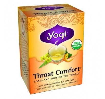 Throat Comfort Organic Tea 16 Tea Bags