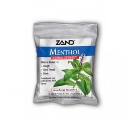 HerbaLozenge Menthol 15 Lozenges
