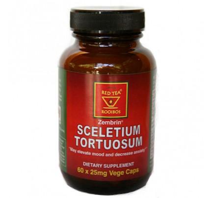 Zembrin Sceletium Tortuosum 25 mg 60 Vegetarian Capsules