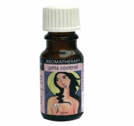 PMS Control Affirmation Aromatherapy Oil 10 mL