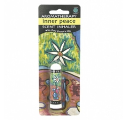 Inner Peace Aromatherapy Scent Inhaler