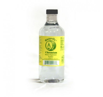 Chromium Ionic Mineral Water 50 ppm