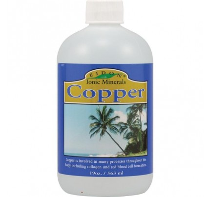 Copper 40 ppm 18 fl. oz.