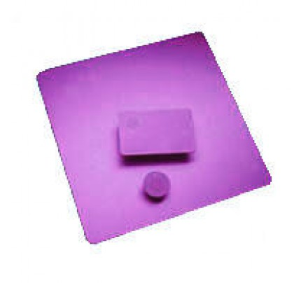 3-Pak Purple Plates (1 Large Plate, 1 Small Plate and 1 Large Disk)