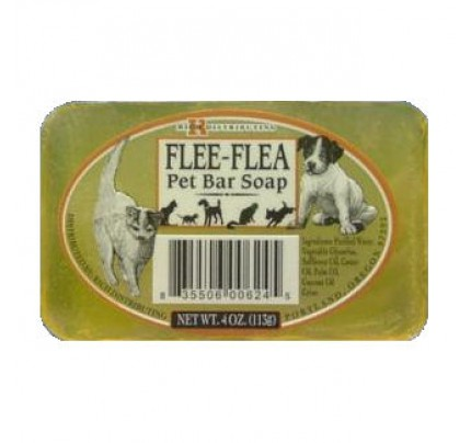 Flee Flea Pet Bar Soap