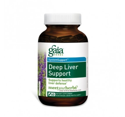 Deep Liver Support 60 Capsules