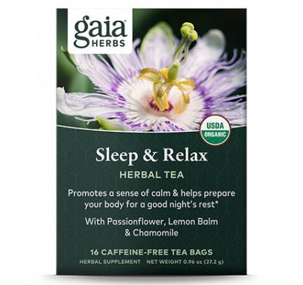 Sleep & Relax Herbal Herbal Tea 16 Tea Bags