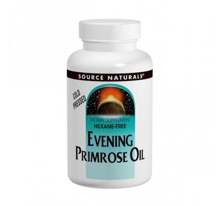 Evening Primrose Oil Hexane Free 1,350mg (GLA 135mg)