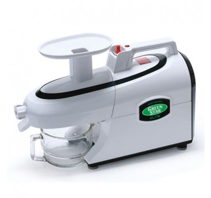 Green Star Elite Jumbo Twin Gear Juicer GSE-5000