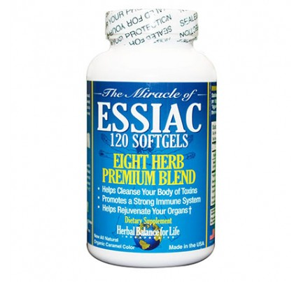 Essiac Tea Formula 120 Softgels