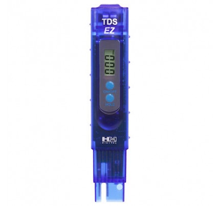 TDS EZ Total Dissolved Solids Colloidal Silver PPM Test Meter
