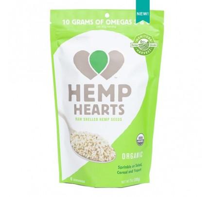 Hemp Hearts Organic Raw Shelled Hemp Seeds 7 oz.