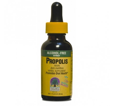 Propolis Resin Alcohol-Free 1 fl. oz.