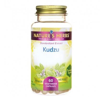 Kudzu Power 2% Standardized Kudzu Root Extract 200 mg 60 Vegetarian Capsules