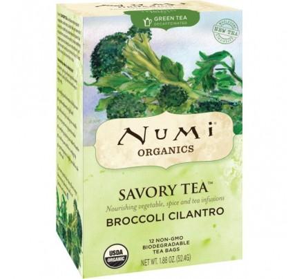 Broccoli Cilantro Tea 12 Tea Bags