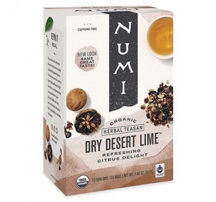 Dry Desert Lime Tea 18 Tea Bags