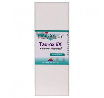 Taurox SB 6x Nanotech Nutrients Enhanced 0.45 oz.