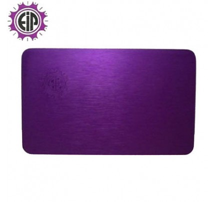 Positive Energy Purple Plate Small