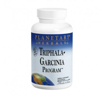 Triphala-Garcinia Program 1,122 mg 120 Tablets