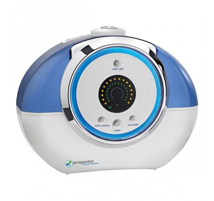 pureguardian 55-Hour Warm or Cool Mist Ultrasonic Digital Humidifier