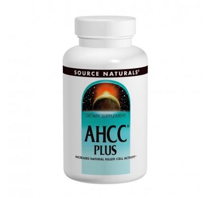 AHCC Plus Selenium Vitamin E 500 mg Capsules