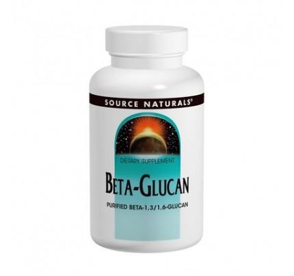 Beta-Glucan 100 mg 60 Capsules