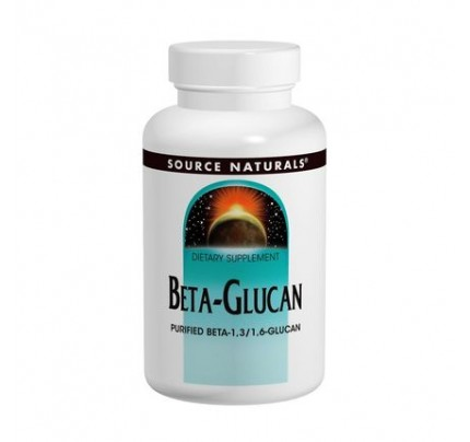Beta-Glucan 250 mg 60 Tablets