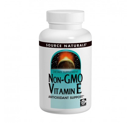 Vitamin E Non-GMO 400 IU 120 Tablets